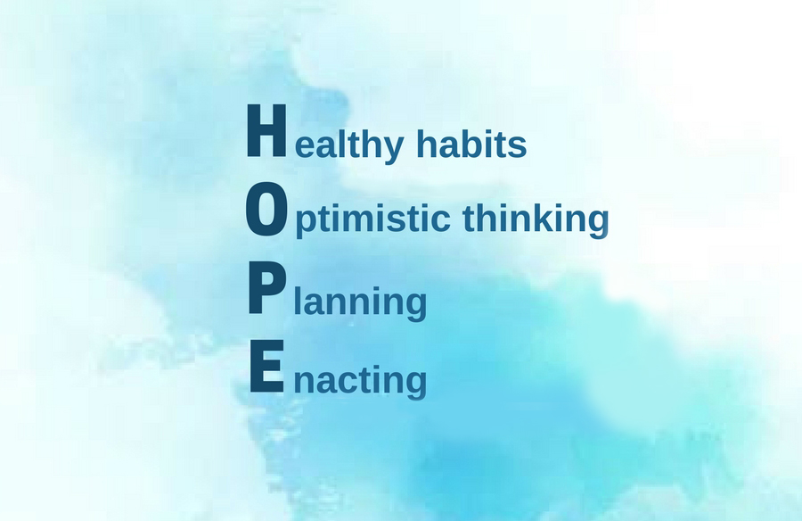 HOPE – The Secret Ingredient of Resilience