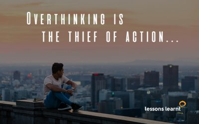Think, Don't Overthink.