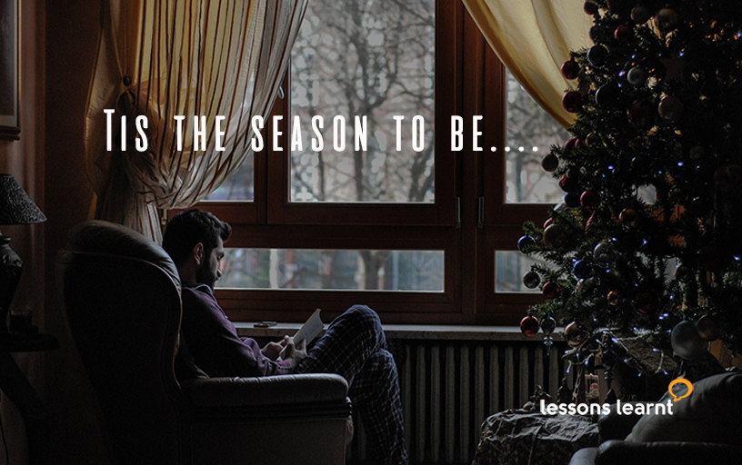 Surviving Christmas - Lessons Learnt Consulting blog