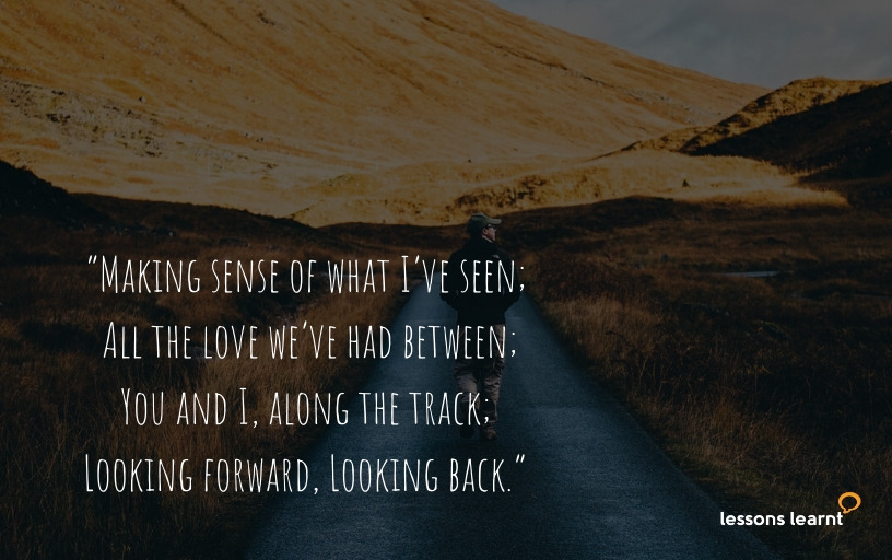 Forward Back, Dennis Hoiberg Blog - Lessons Learnt Consulting
